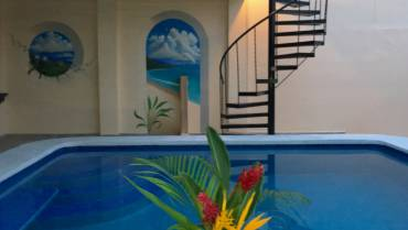 Large Jaco Complex with Pool – Walk to Beach and Town!