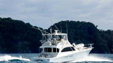 50 Foot Custom Post Luxury Sports Fishing Yacht